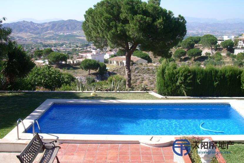 Villa en Venta en Pinos De Alhaurin (Urbanizacion) (Málaga)