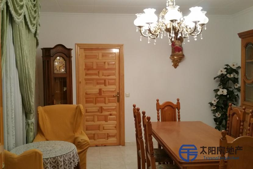 出售在马德里市中心的房子