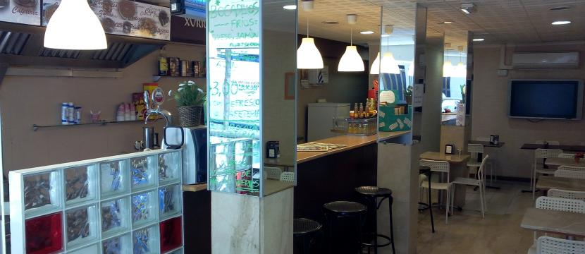 Bar Cafeteria Churreria