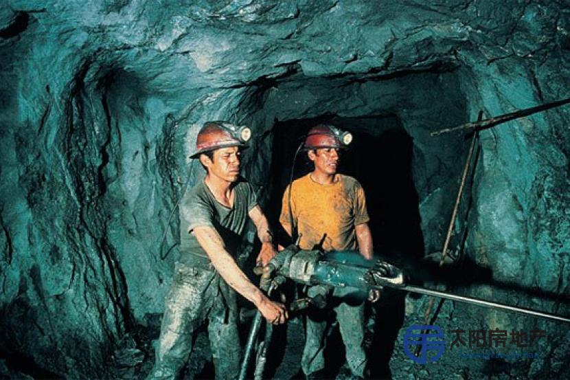 出售在秘鲁的黄金矿...