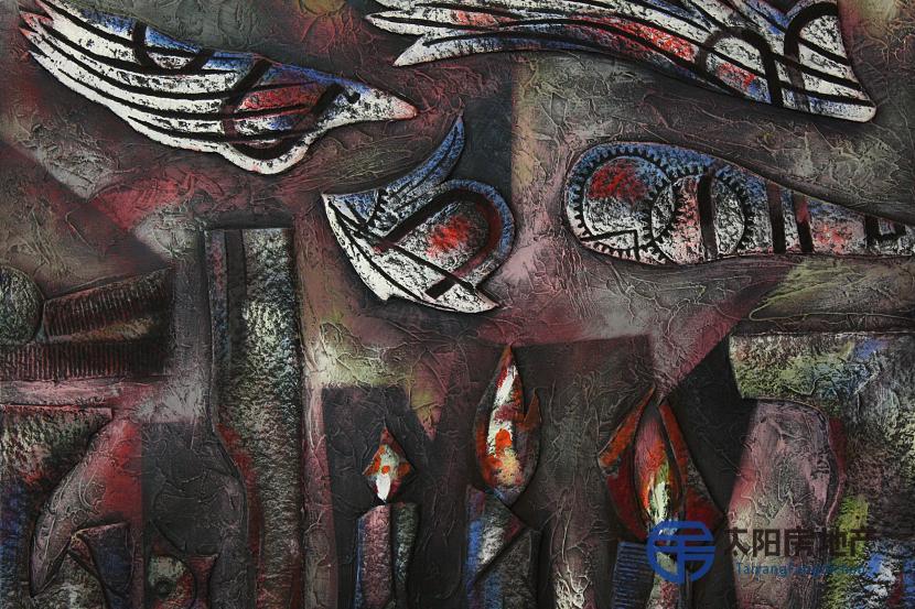 Uribazo先生的多幅画作出售