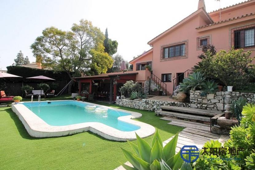 出售位于Malaga (马拉加省)的别墅
