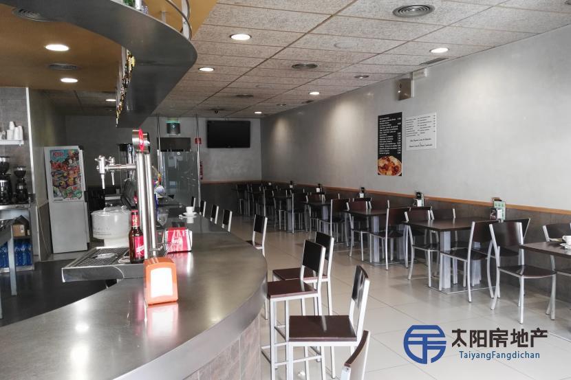 位于Figueres市中心的酒吧餐厅转让