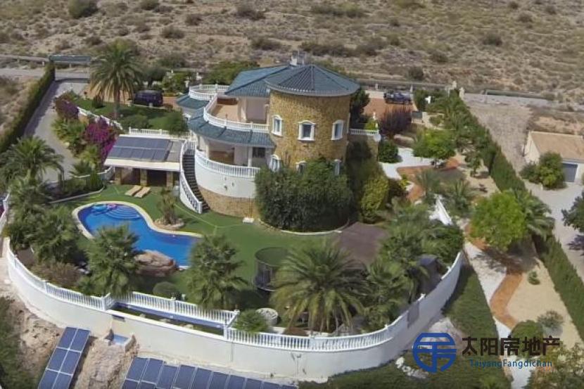 出售位于La Solana (阿里坎特省)的独立房子