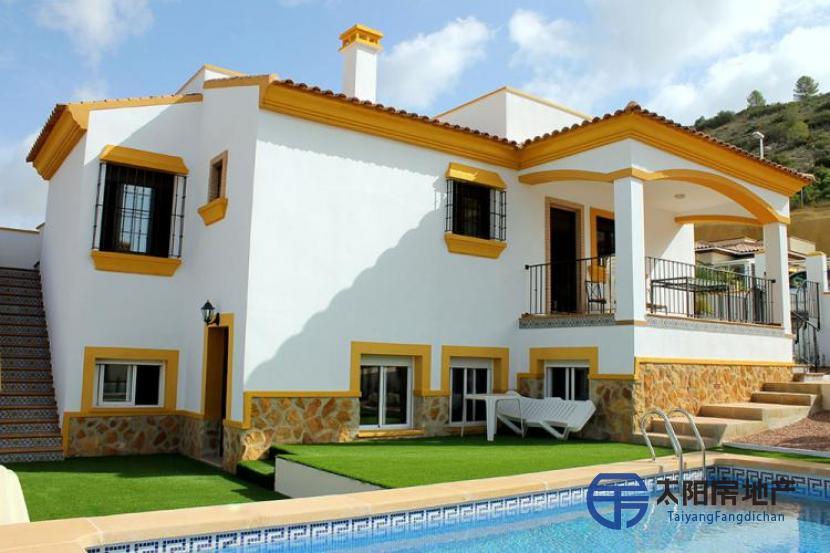 出售位于Alicante/Alacant (阿里坎特省)市外的独立房子
