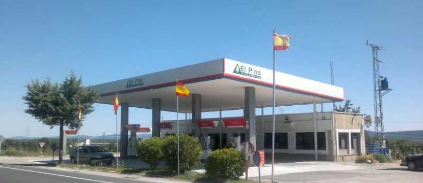Venta Gasolinera Spain