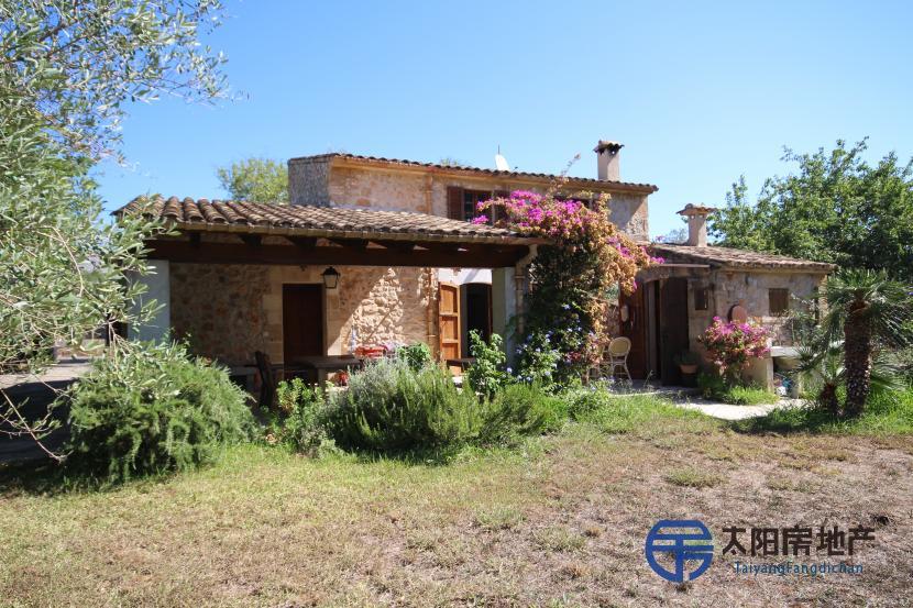 出售位于Pollença (巴利阿里省)市外的郊外别墅