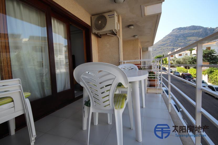 出售位于Port De Pollença (巴利阿里省)市中心的单身公寓