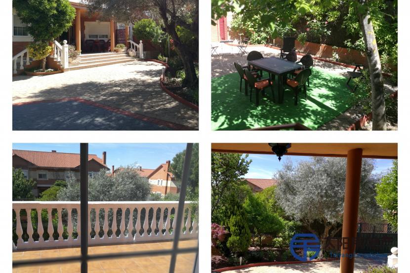 出售位于Villalbilla (马德里省)市外的别墅