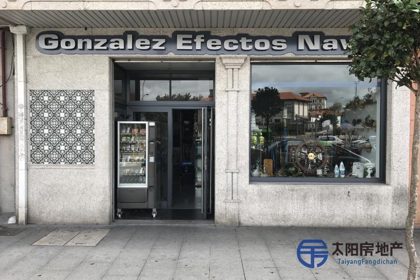 Local Comercial en Alquiler en Marin (Casco Urbano) (Pontevedra)