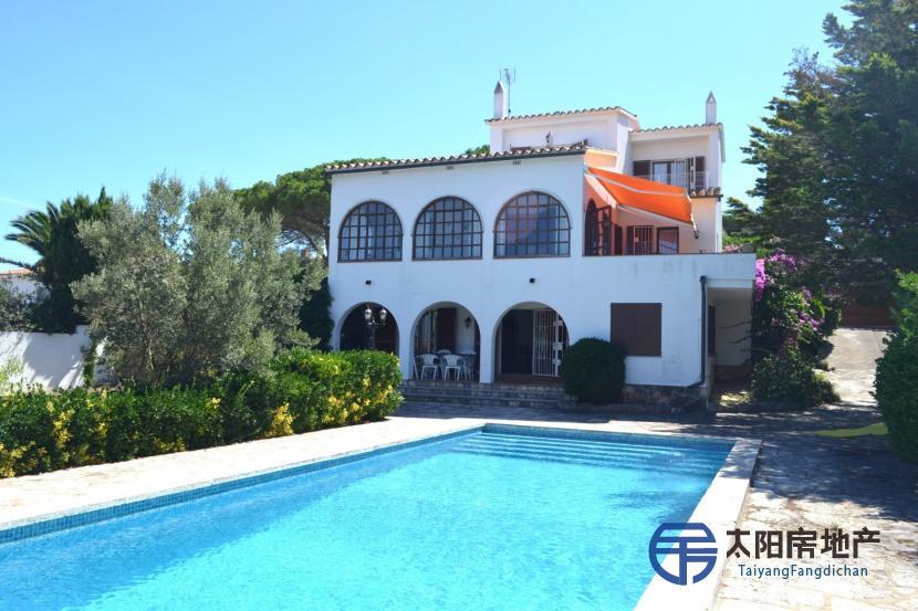出售位于Escala, L´ (赫罗纳省)的独立房子