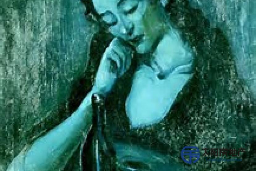 毕加索画册原表--蓝色时代