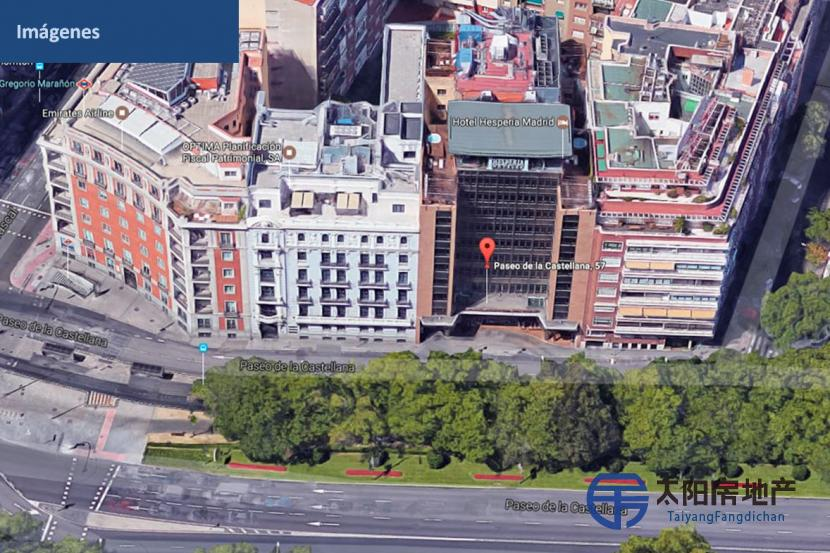 出售位于Madrid (马德里省)市中心的酒店