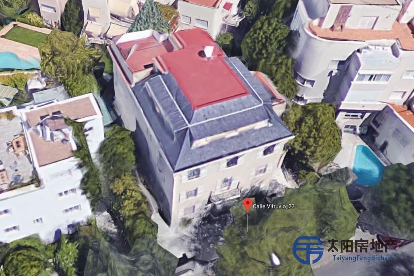 出售位于Madrid (马德里省)市中心的大楼