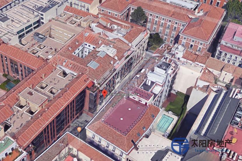 出售位于Madrid (马德里省)市外的独立房子