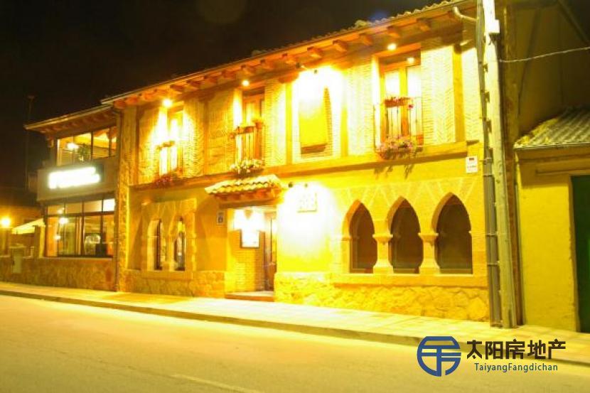 出售位于Escalona del Prado(塞戈维亚)餐厅