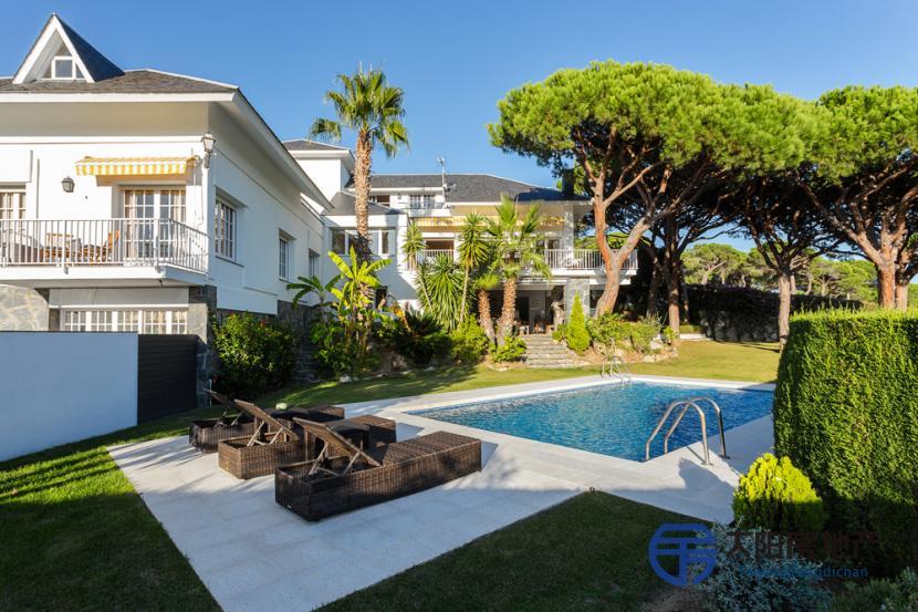出售别布雷拉的别墅,靠近巴塞罗那和海滩