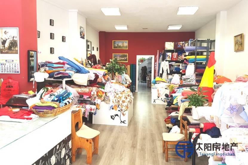 """""""CÉNTRICO LOCAL SAN SEBASTIÁN DE LOS REYES EN ALQUILER"""""""