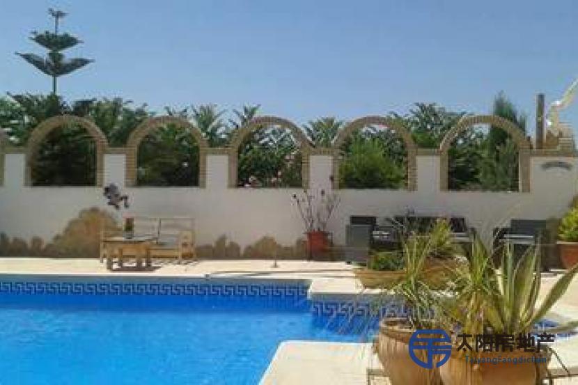 出售位于Pliego (穆尔西亚省)市外的别墅