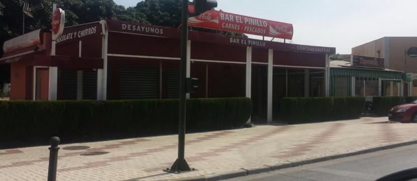 Se vende bar el pinillo