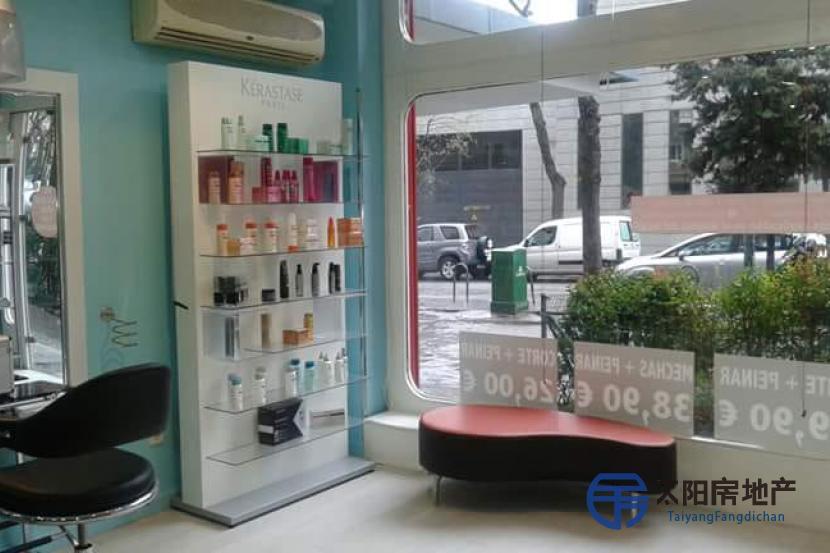 出租位于Madrid的商业店铺
