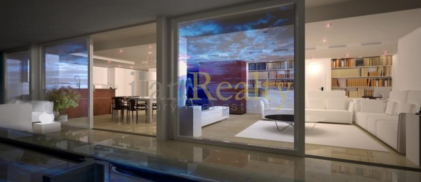 位于Rosas市的海滩旁边的超美公寓, 在布拉瓦海岸 (Costa Brava)