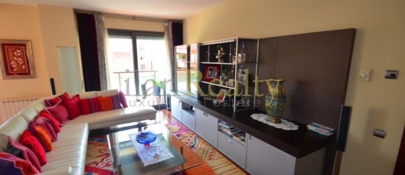 位于巴塞罗那的设有露台的独特公寓