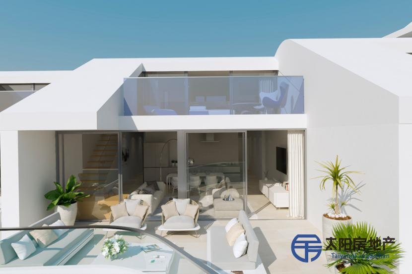 住宅VIVE LA ENERGIA-贝纳马德纳,太阳海岸(马拉加)