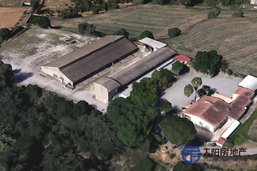 出售位于Ametlla Del Valles, L´ (巴塞罗那省)市外的独立房子