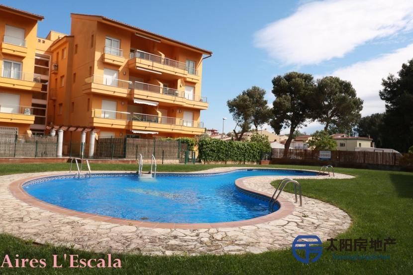 出售位于Escala, L´ (赫罗纳省)的复式公寓