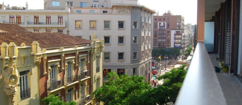 位于Valencia的Sorní街的公寓