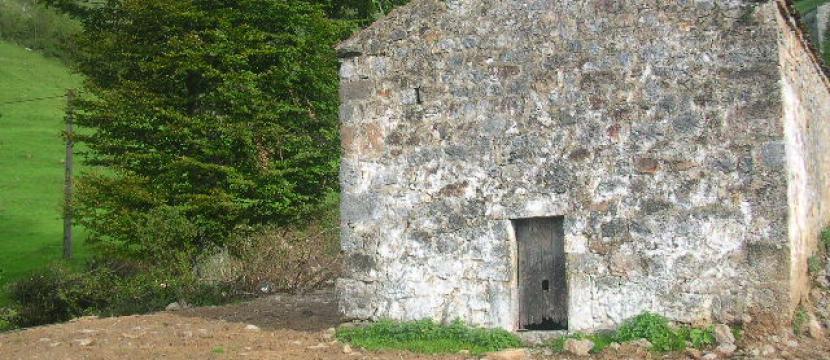 casa de piedra antigua para reformar 124m por planta .Dos plantas.