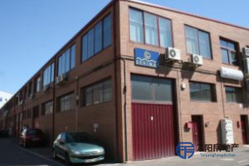 Alquiler Negociable Nave industrial en VILLAVERDE ALTO, MADRID.