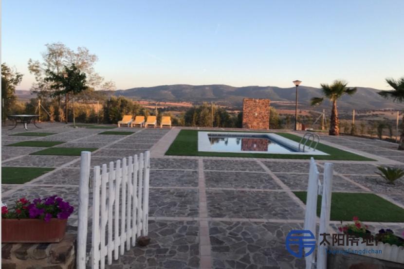 位于Viso del Marqués的乡村和休闲别墅