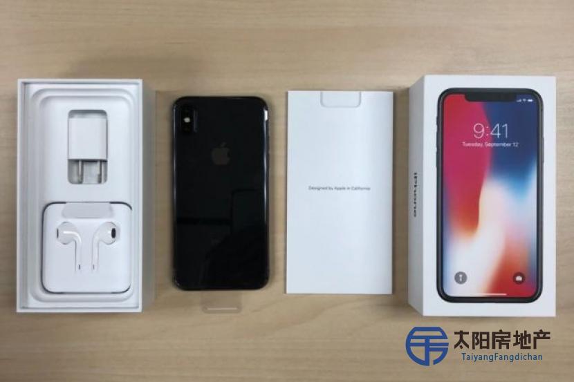 Nuevo iPhone X 256gb