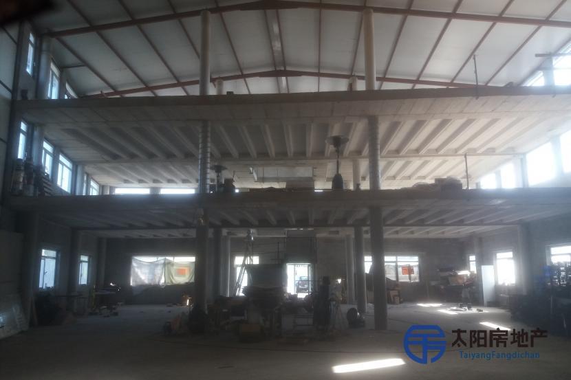 工业建筑对于配送中心