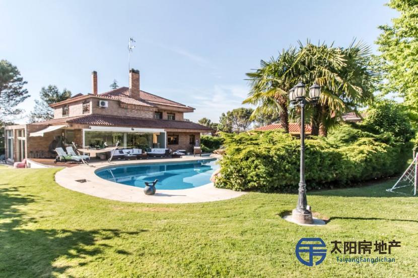 出售位于Villaviciosa De Odon (马德里省)的别墅
