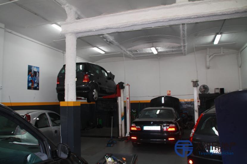 工业建筑与汽车车间, 全面运作