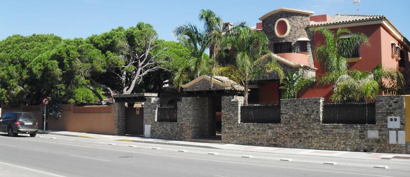 Villa playa de la Barrosa