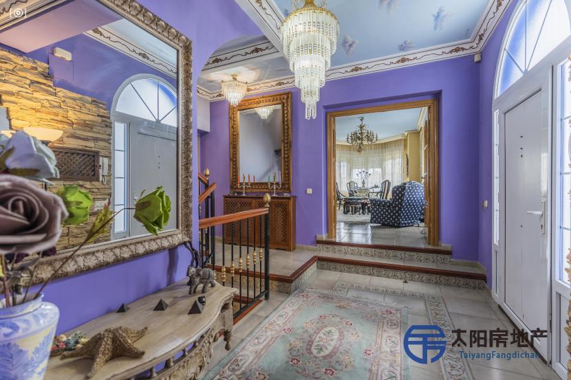 出售位于Arroyomolinos (马德里省)市外的别墅