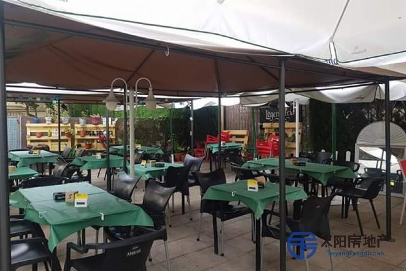 Traspaso Bar Restaurante con 3 terrazas