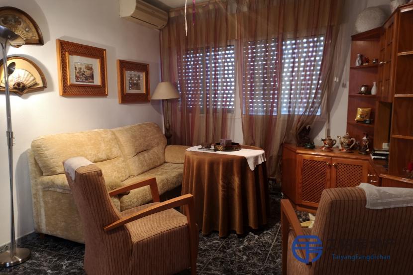 出售位于Retamar (阿尔梅里亚省)的单身公寓