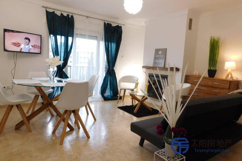 出售位于Denia (阿里坎特省)市中心的单身公寓