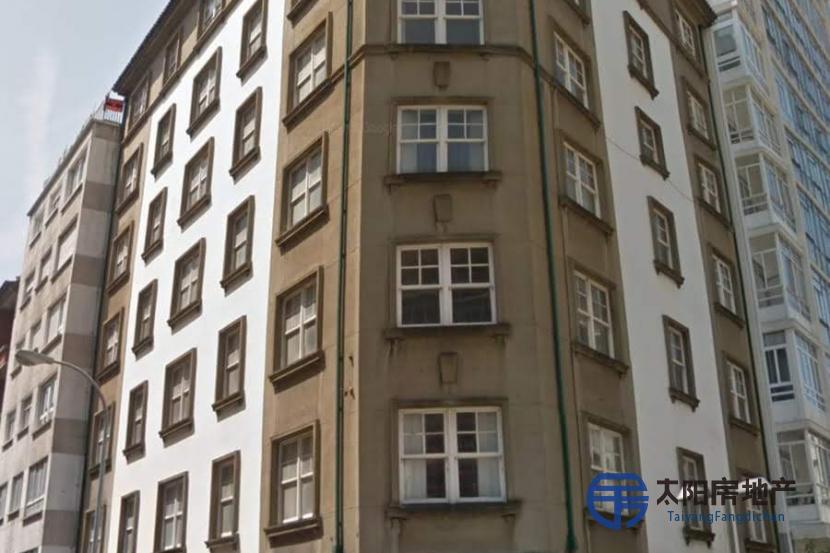 出售位于Santiago De Compostela (阿科鲁尼亚省)市中心的大楼