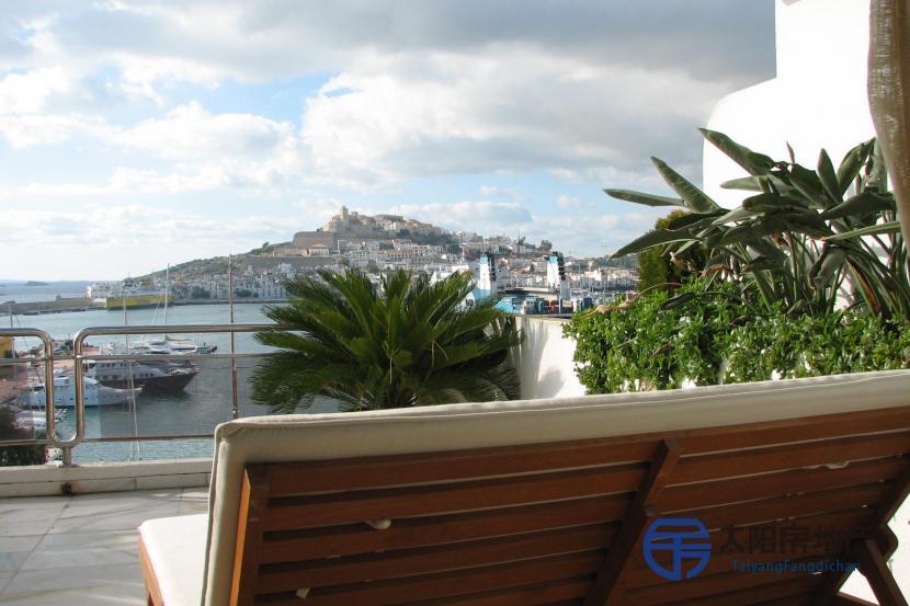 出售位于Eivissa (巴利阿里省)市中心的阁楼