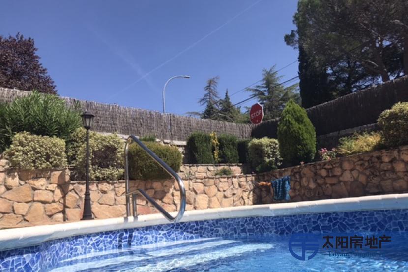出售位于Los Molinos (马德里省)的别墅