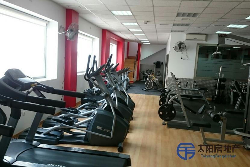 销售健身房,投资西班牙...