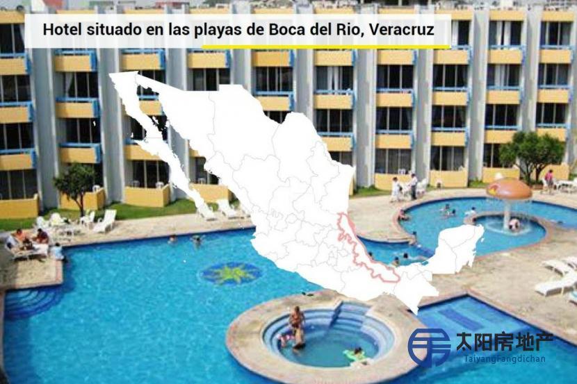 Hotel en Venta en Boca Del Rio Centro (Boca Del Rio)