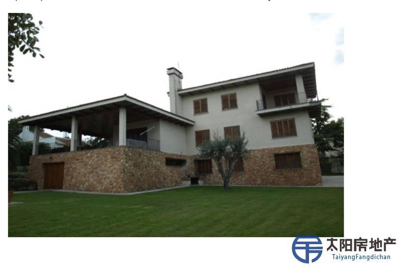 出售位于El Vedat De Torrente (瓦伦西亚省)的别墅