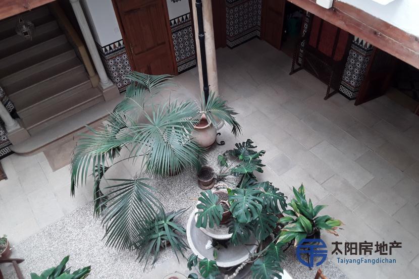 歷史性房屋出售它位於烏韋達(Ubeda)